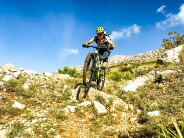 Mountain biking - Hotel Villa Dvor